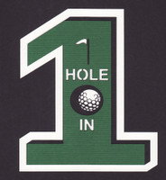 Hole in One - Die Cut