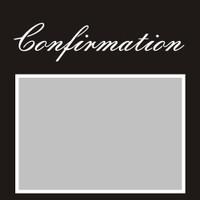Confirmation - 6x6 Overlay
