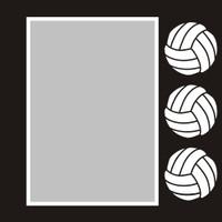 Volleyball - 6x6 Overlay