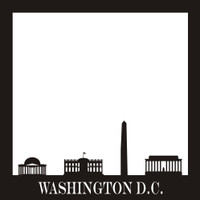 Washington D.C. - 12x12 Overlay