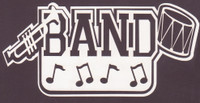 Band - Die Cut