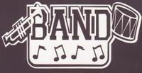 Band - Die Cut