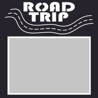 Road Trip - 6x6 Overlay
