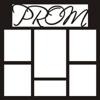 Prom - 12x12 Overlay