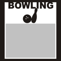 Bowling - 6x6 Overlay