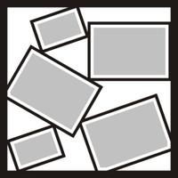 Template 9 - 12x12 Overlay