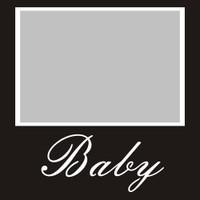 Baby - 6x6 Overlay