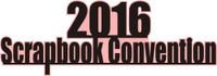 2016 Scrapbook Convention - Title Strip