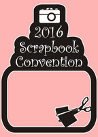 2016 Scrapbook Convention - Die Cut