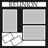 Reunion - 12x12 Overlay