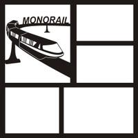Monorail - 12x12 Overlay
