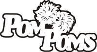 Pom Poms (Pick a Color) - Die Cut