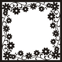 Fancy Frame 5 - 12x12 Overlay