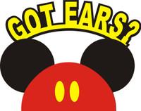 Got Ears? - Laser Die Cut