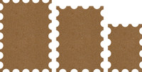 Stamp Set - Chipboard Embellishment