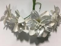 White Paper Flower #8091