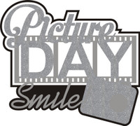 Picture Day - Die Cut