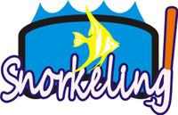 Snorkeling - Die Cut