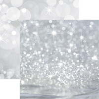 Wedding Bokeh - Reminisce Double Sided 12 x 12 Paper