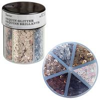 Sequin Glitter Caddy: Metallics