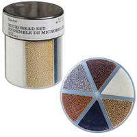 Microbeads Caddy: Metallics