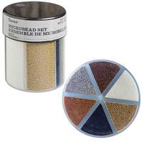 Microbeads Caddy: Metallics