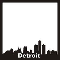 Detroit - 12 x 12 Scrapbook OL