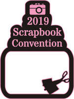 2019 Scrapbook Convention Laser Die Cut