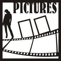 Senior Pictures Girl Pg 2 - 12 x 12 Scrapbook OL