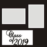 Class of 2019 - 12 x 12 Scrapbook OL