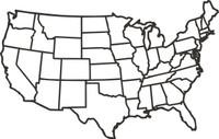 United States - Laser DieCut