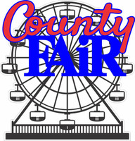 County Fair - Laser Diecut