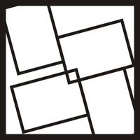 Tossed Frames Pg 1 - 12 x 12 Scrapbook OL