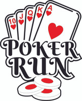 Poker Run Laser Diecut