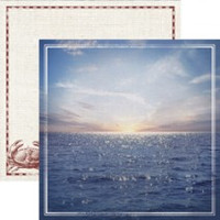 Out to Sea - 12 x 12 Double Sided Paper