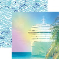 Cruise - 12 x 12 Double Sided Paper