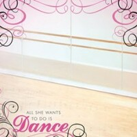 Dance Studio - 12 x 12  Paper