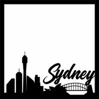 Sydney - 12 x 12 Scrapbook OL
