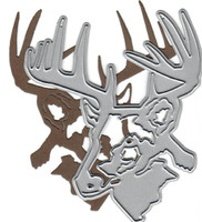 Dies ... to die for metal cutting die - Buck / Deer Head