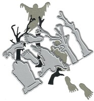 Dies ... to die for metal cutting die - Graveyard Minis