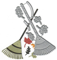 Dies ... to die for metal cutting die - Rake and Leaves