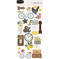 Jen Hadfield BEAUTIFUL 43 pc sticker set