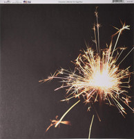 Fireworks  12x12 Paper by Sugartree