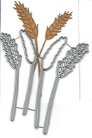 Dies...to die for metal cutting craft die Wheat stems Fall Thanksgiving