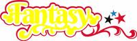 Fantasy  Vacation Laser Title Strip