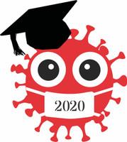 Corona Germ Graduate