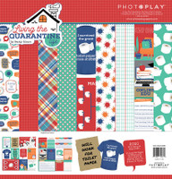 PHOTOPLAY PAPER PACK -  LIVING THE QUARANTINE LIFE
