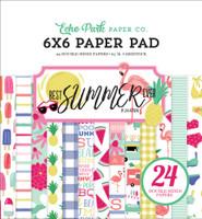 ECHO PARK - BEST SUMMER EVER 6 X6 PAPER PAD