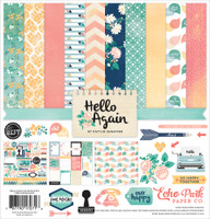 ECHO PARK - HELLO AGAIN COLLECTION KIT