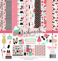 ECHO PARK -FASHIONISTA COLLECTION KIT